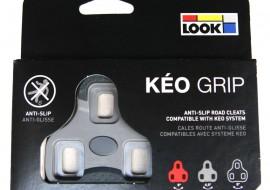 Look KEO Grip Argintii