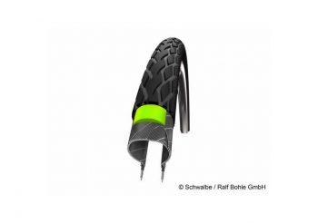 Anvelopa Schwalbe Marathon 27.5 44-584 Reflex Green Guard