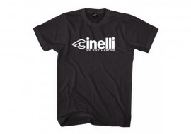 Tricou Cinelli We Bike Harder-1
