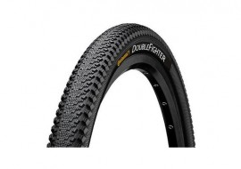 Anvelopa Continental Double Fighter III Sport 27.5 x 2.0 pe sarma