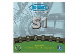 Lant KMC S1 Single Speed 1-2 x 1-8 Maro