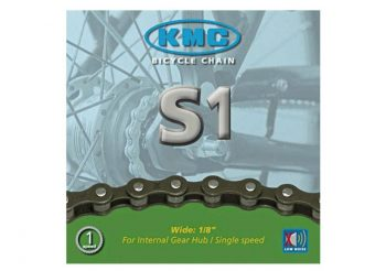 Lant KMC S1 Single Speed 1-2 x 1-8 Maro