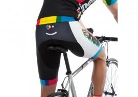 Pantaloni ciclism Cinelli Caleido1