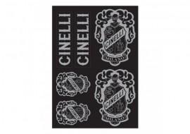 Stickere Cinelli Crest