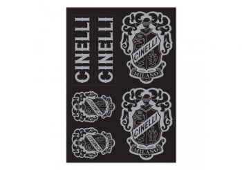 Stickere Cinelli Crest