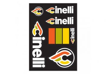 Stickere Cinelli Italo 79