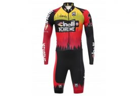 Costum ciclism Cinelli Team Chrome 2016
