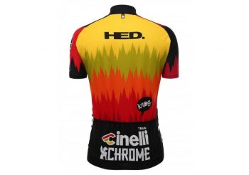 Tricou Cinelli Team Chrome 2016-3