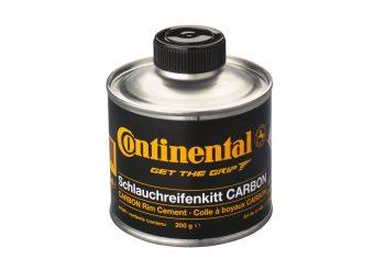 Lipici anvelopa tubulara (baieu) Continental pentru jante din carbon 200 gr.