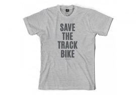 Tricou Cinelli Save The Track Bike