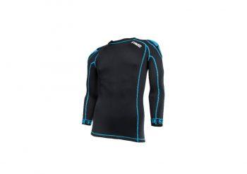 Bluza cu protectie Bliss Protection ARG 1.0 LD Negru