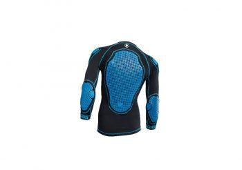 Bluza cu protectie Bliss Protection ARG 1.0 LD Negru2