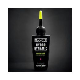 Lubrifiant Muc-Off Special Edition Hydrodynamic Team Sky 50 ml