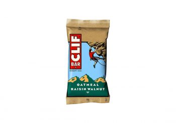 Baton CLIF Bar Oatmeal Raisin Walnut 68 gr.