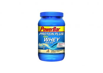 Proteina PowerBar 100% Whey Isolate 570 gr.