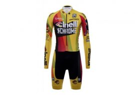 Skinsuit Team Cinelli Chrome 2017