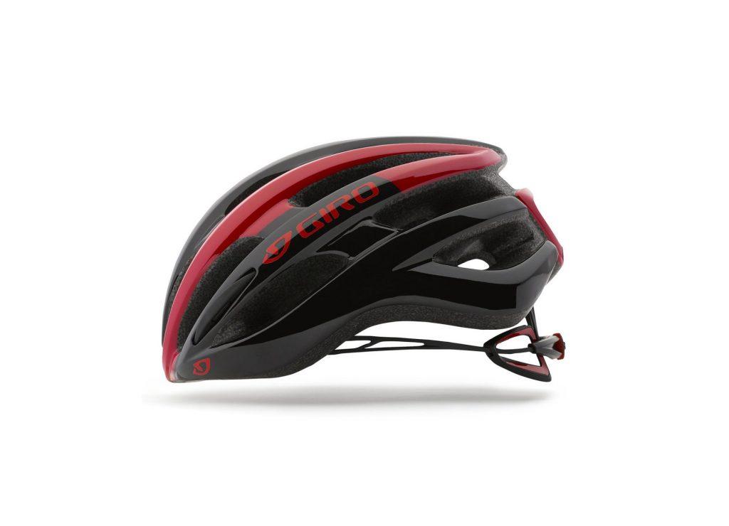 Casca Giro Foray MIPS Red-Black1