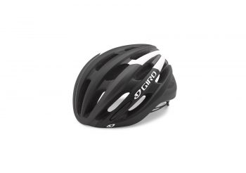 Casca Giro Foray Matte Black-White