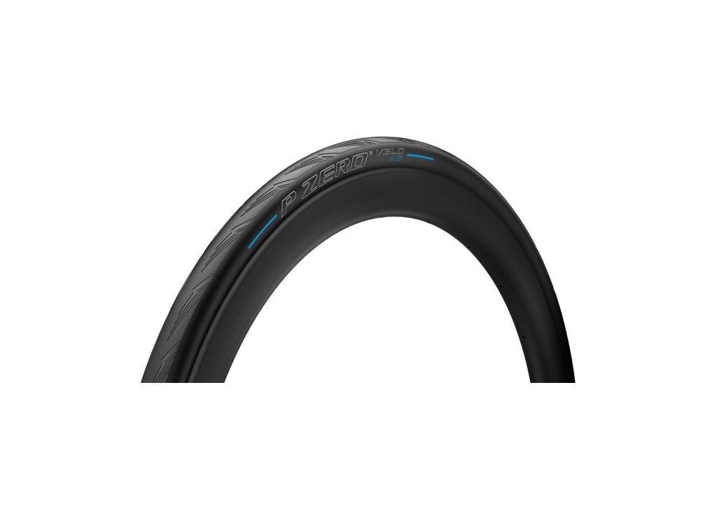 Anvelopa Pirelli P ZERO Velo 4S Negru-Albastru