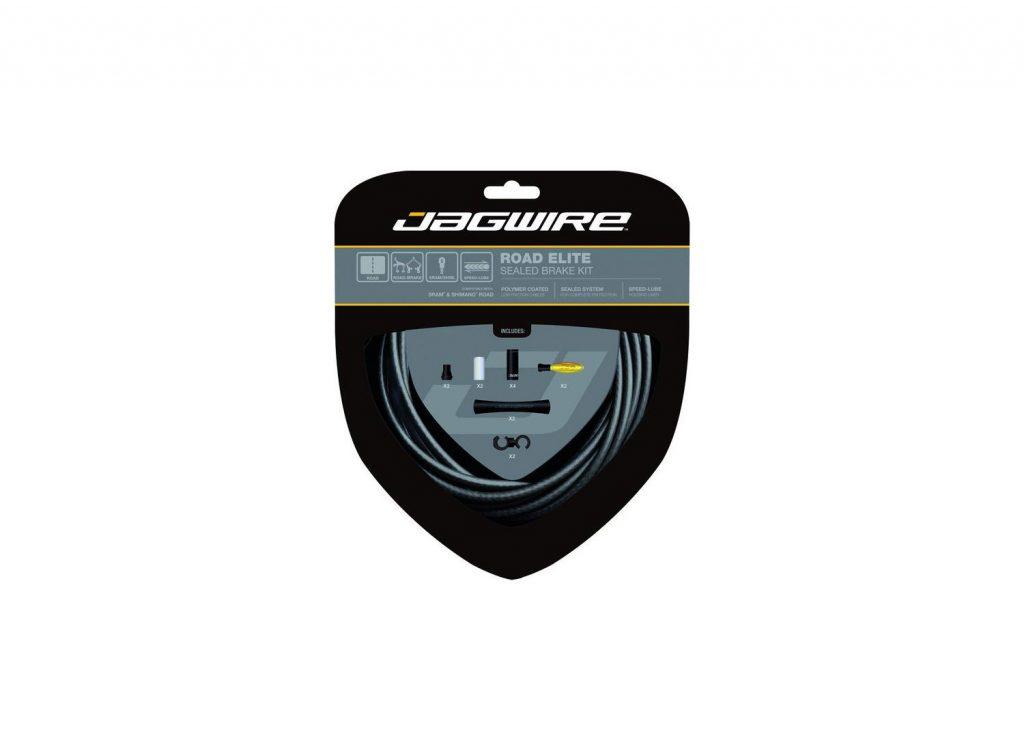 Kit cabluri frana Jagwire Road Elite